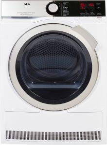 AEG T8DE86ES warmtepompdroger