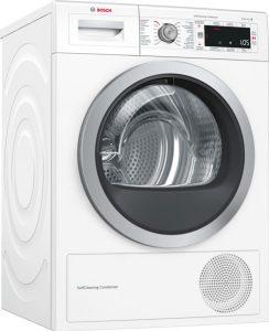 Bosch WTW87562FG warmtepompdroger